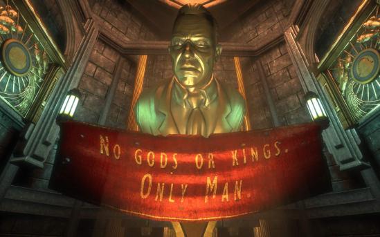 生化奇兵 收藏版 BioShock: The Collection 杉果游戏 sonkwo