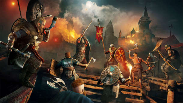 刺客信条:英灵殿 标准版 Assassin's Creed Valhalla - Standard Edition 杉果游戏 sonkwo
