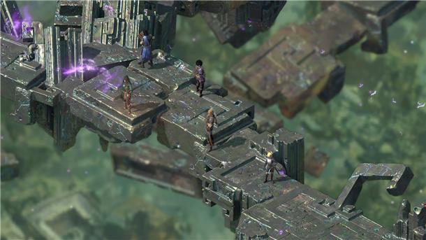 永恒之柱II:死亡之火 探险者内容包 Pillars of Eternity II: Deadfire - Explorer's Pack 杉果游戏 sonkwo
