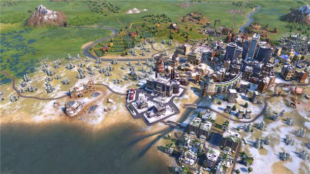 席德·梅尔的文明VI 典藏版 (Steam版) Sid Meier's Civilization VI Anthology (Steam) 杉果游戏 sonkwo